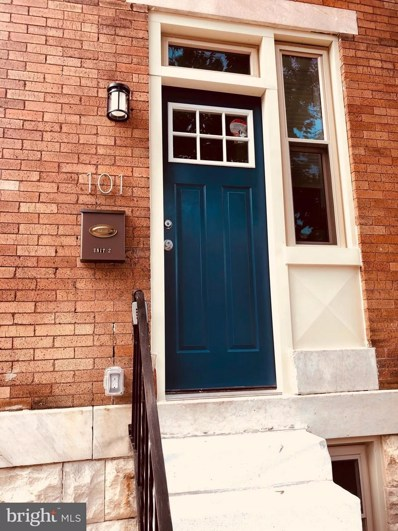 101 27TH Street UNIT 2, Baltimore, MD 21218 - MLS#: 1002106154