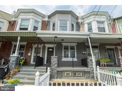 626 S 55TH Street, Philadelphia, PA 19143 - MLS#: 1002106430