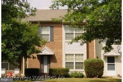 6037 Red Wolf Place, Waldorf, MD 20603 - MLS#: 1002107142