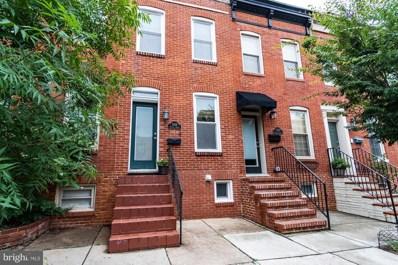 3306 Hudson Street, Baltimore, MD 21224 - #: 1002108038