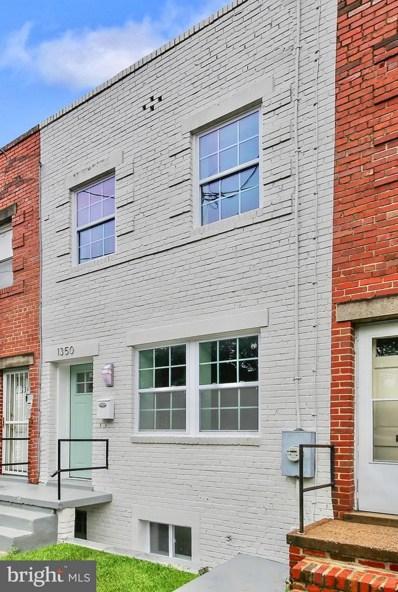 1350 Dexter Terrace SE, Washington, DC 20020 - MLS#: 1002108198