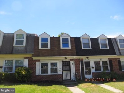 1307 Mantle Street, Baltimore, MD 21234 - #: 1002108542
