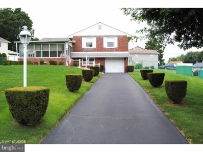 687 Middle Road, Warminster, PA 18974 - #: 1002109610