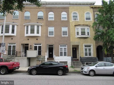 1621 Calvert Street, Baltimore, MD 21202 - MLS#: 1002113854