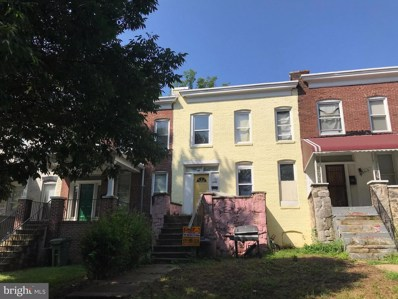 3510 Cottage Avenue, Baltimore, MD 21215 - MLS#: 1002114728