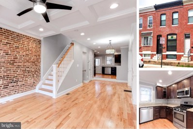 319 Clinton Street S, Baltimore, MD 21224 - #: 1002114860