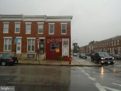 2247 Fayette Street W, Baltimore, MD 21223 - MLS#: 1002115004
