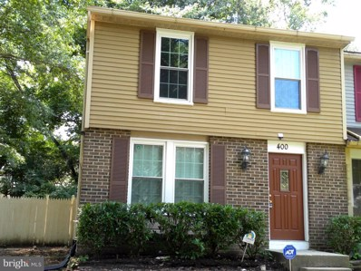 400 Shady Glen Drive, Capitol Heights, MD 20743 - MLS#: 1002115758