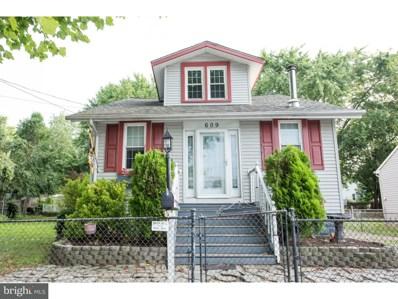 609 Sycamore Avenue, Croydon, PA 19021 - MLS#: 1002115986