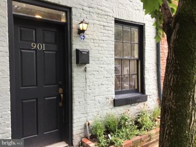 901 Tyson Street, Baltimore, MD 21201 - MLS#: 1002116040