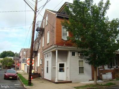 500 Adeline Street, Trenton City, NJ 08611 - MLS#: 1002116638