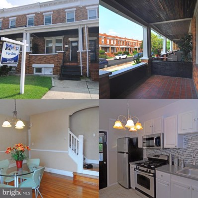 3315 Cliftmont Avenue, Baltimore, MD 21213 - #: 1002116834