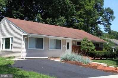13916 Parkland Drive, Rockville, MD 20853 - #: 1002117678
