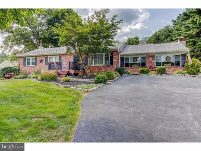 611 Oakbourne Road, West Chester, PA 19382 - MLS#: 1002118410
