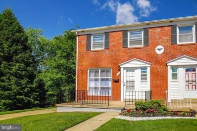 1303 Crownfield Court, Baltimore, MD 21239 - MLS#: 1002121374