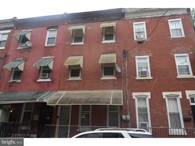 2025 N Woodstock Street, Philadelphia, PA 19121 - MLS#: 1002121416