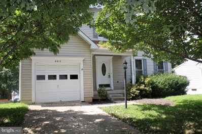 6413 Grateful Heart Gate, Columbia, MD 21044 - MLS#: 1002122598