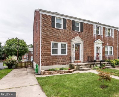 43 Sipple Avenue, Baltimore, MD 21236 - MLS#: 1002122704
