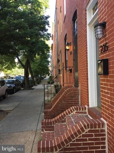 235 Ann Street S, Baltimore, MD 21231 - MLS#: 1002122720