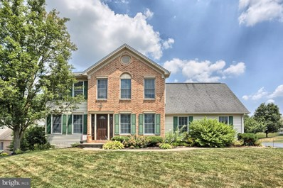 893 Sunrise Circle, Harrisburg, PA 17111 - #: 1002122910