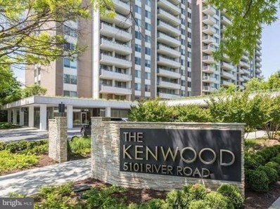 5101 River Road UNIT 718, Bethesda, MD 20816 - MLS#: 1002123200