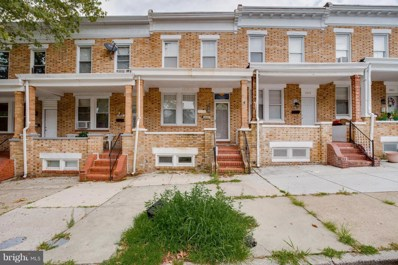 2822 Kentucky Avenue, Baltimore, MD 21213 - MLS#: 1002123566