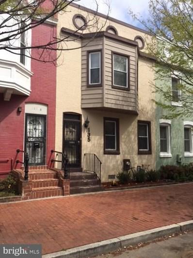 135 Bates Street NW, Washington, DC 20001 - MLS#: 1002123590