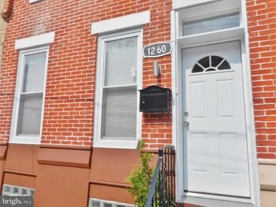 1260 S Newkirk Street, Philadelphia, PA 19146 - #: 1002123656