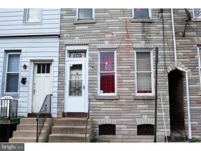547 Moss Street, Reading, PA 19604 - #: 1002124176
