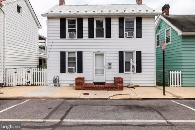 432 Mulberry Street N, Hagerstown, MD 21740 - MLS#: 1002124230