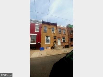 1234 S Bonsall Street, Philadelphia, PA 19146 - MLS#: 1002125872