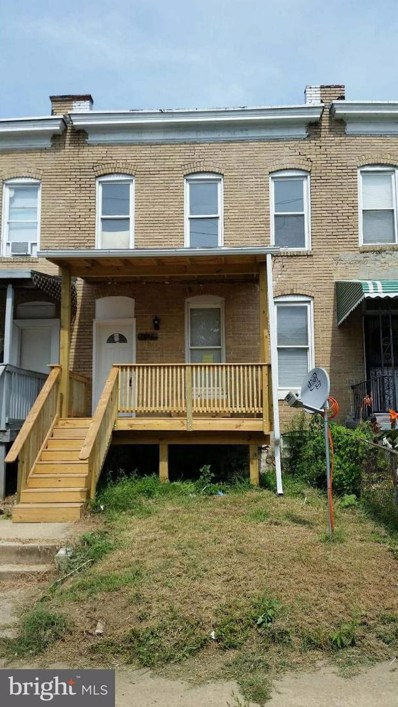 2816 Grantley Avenue, Baltimore, MD 21215 - MLS#: 1002130998
