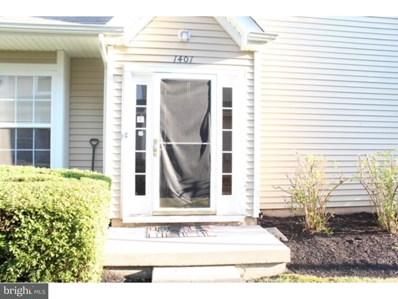 1401 Delancey Way, Marlton, NJ 08053 - MLS#: 1002131380