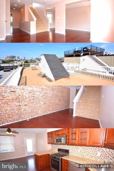 512 Collington Avenue, Baltimore, MD 21231 - #: 1002131420