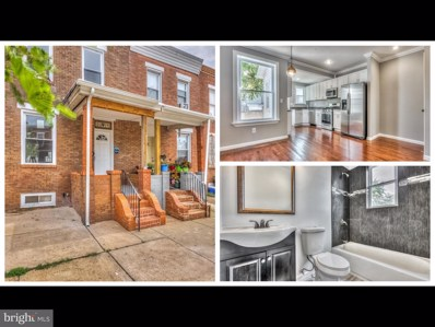 431 Bouldin Street N, Baltimore, MD 21224 - #: 1002131914