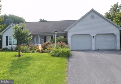 612 Spring Hollow Drive, New Holland, PA 17557 - MLS#: 1002132470