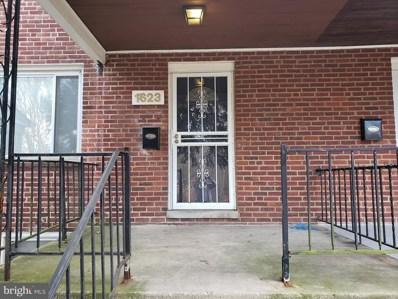 1623 Stonewood Road, Baltimore, MD 21239 - MLS#: 1002132500