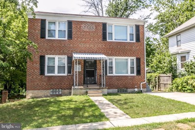 5610 Plymouth Road, Baltimore, MD 21214 - #: 1002132780