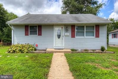 215 Locust Lane, Elkton, MD 21921 - MLS#: 1002133020