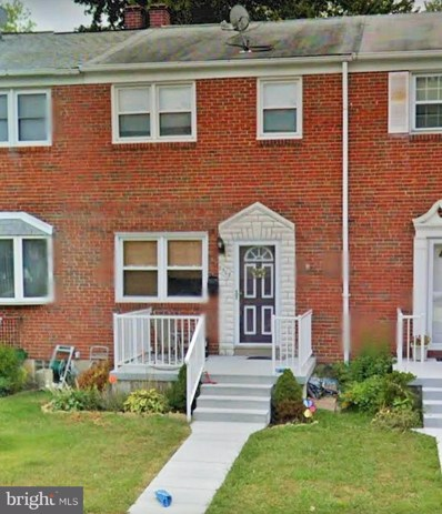 8508 Harris Avenue, Baltimore, MD 21234 - MLS#: 1002133602