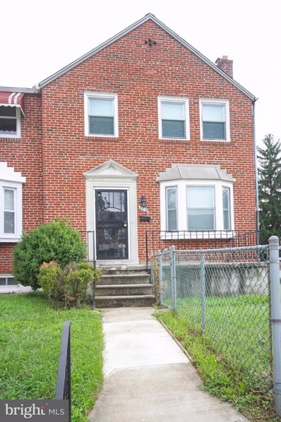 2022 Crestview Road, Baltimore, MD 21239 - #: 1002135922