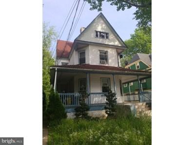 44 Prospect Street, Trenton City, NJ 08618 - #: 1002135996