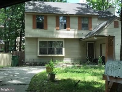 2 Beekman Place, Cherry Hill, NJ 08002 - MLS#: 1002136176