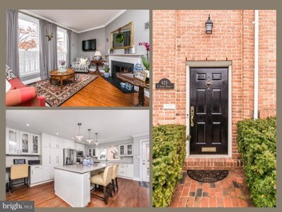 623 Sharp Street S, Baltimore, MD 21230 - MLS#: 1002136336