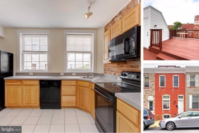 1016 Baylis Street S, Baltimore, MD 21224 - #: 1002139506