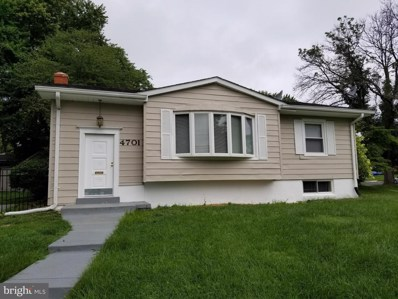 4701 Arbutus Avenue, Rockville, MD 20853 - MLS#: 1002141592