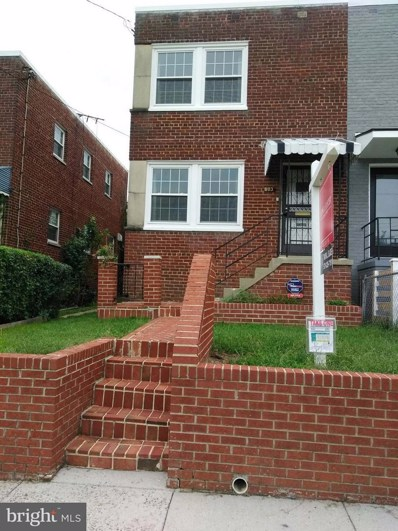 603 Jefferson Street NE, Washington, DC 20011 - MLS#: 1002142546