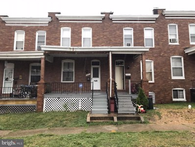 3035 Kenyon Avenue, Baltimore, MD 21213 - #: 1002142692