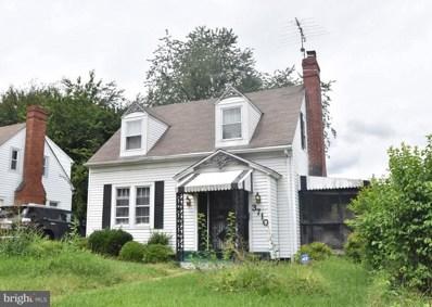 3710 Cold Spring Lane W, Baltimore, MD 21215 - MLS#: 1002142706