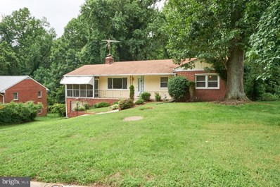 4914 Sharon Road, Temple Hills, MD 20748 - MLS#: 1002142950